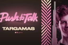 Targamas-push-to-talk