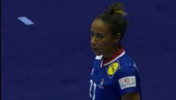 Estelle Nze-Minko déterminante dans ce Slovénie - France