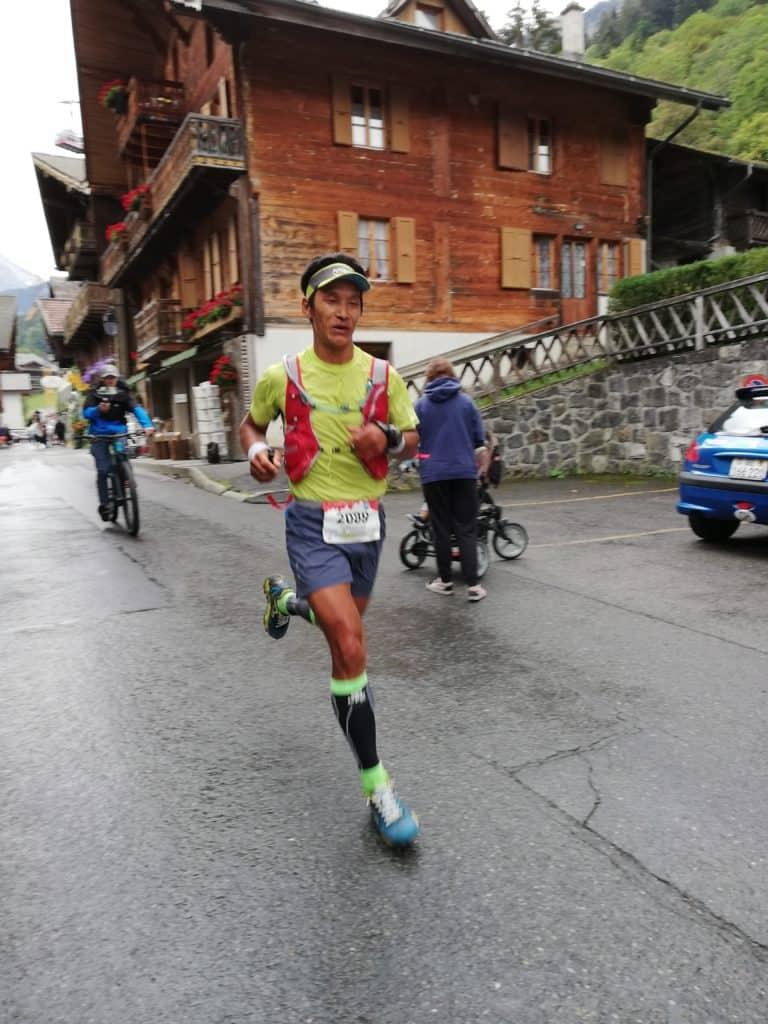 Dawa Sherpa espère que d'autres sportifs rejoindront le projet.