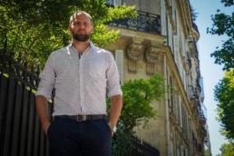 Mathieu Bodmer parrain de l'UNFE