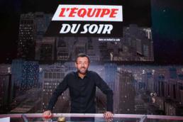 Olivier Ménard, présentateur mythique de l'EDS