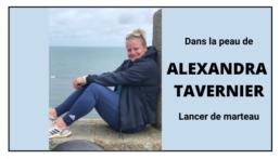 Alexandra Tavernier vous plonge dans le lancer du marteau