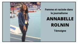 Annabelle Rolnin témoigne après le doc de Marie Portolano