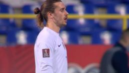 Bosnie France notes - Griezmann sauve les Bleus