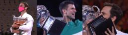 Federer Nadal Djoko