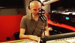 VIncent Prevost animateur radio et grand passionné de cyclisme