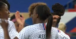 Notes France Angleterre : Rentrée gagnante d'Asseyi