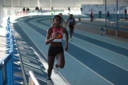 Sokhna Lacoste fait sa rentrée sur 400m au meeting d'Albi