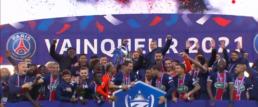 Monaco PSG notes - Le PSG gagne la coupe de France