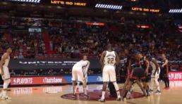 NBA playoffs : encore une folle soirée