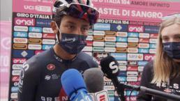 Egan Bernal grand gagnant de ce début de Giro