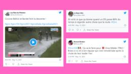 6e étape Giro 2021 : Vos meilleur tweet
