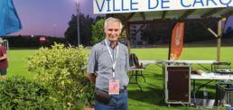 Jean-Paul Souchet - Ravi du déroulement du meeting de Carquefou