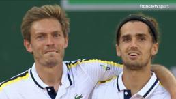 Roland Garros Herbert Mahut