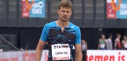 Christophe Lemaitre se rassure sur 200m