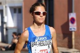 Le bronze et un record de france pour Maële Biré-Heslouis