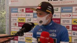 Jonas Vingegaard - Le seul à avoir fait trembler Primoz Roglic