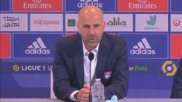 Peter Bosz prêt à entrer dans le coeur des supporters Lyonnais